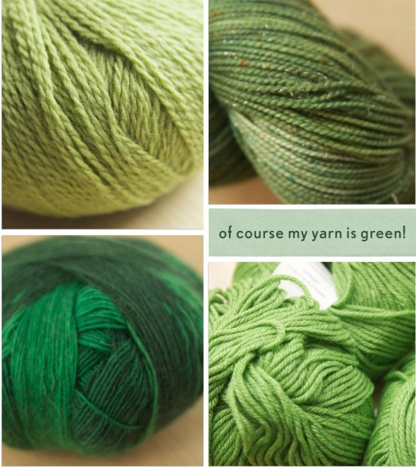 green-yarns